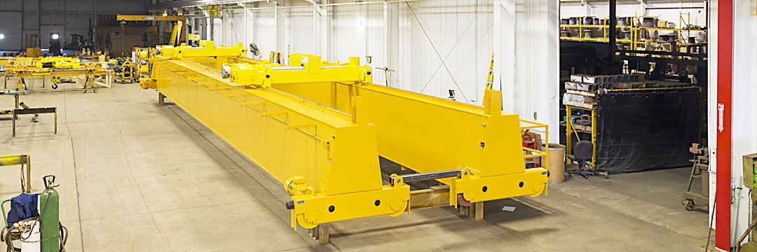 Double Box Girder Bridge Crane